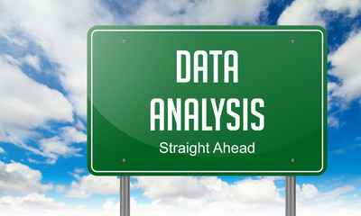 Data Analysis on Highway Signpost.
