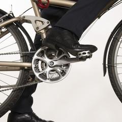 Bicicletta, pedalata.
