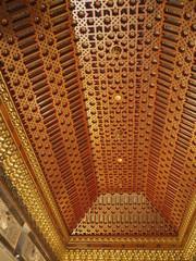Interior del Alcazar de Segovia