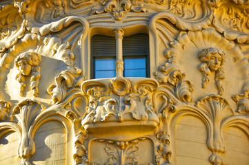 Madrid, palacio Longoria, modernismo, siglo XX