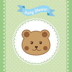 babby shower design