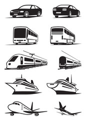 Passenger transportation in perspective