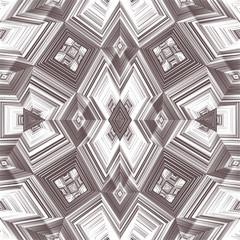 Seamless Pattern Vector 145 - Modern stylish texture.