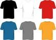 t-shirt template - 72846224