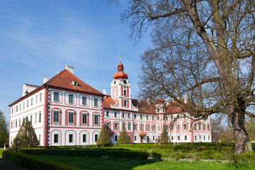 castle Mnichovo Hradiste, Bohemian Paradise, Czech republic