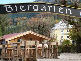 biergarten in bayern