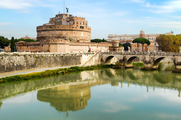 Castel Sant'Angelo (Castle of the Holy Angel), Rome