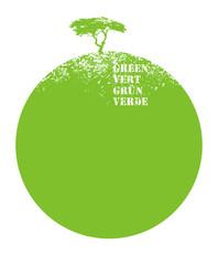 grün symbol