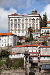 Episcopal Palace of Porto in Portugal