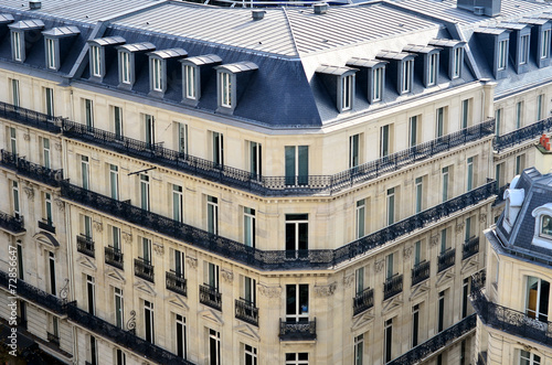Zdjęcia na płótnie, fototapety, obrazy : immobiler parisien