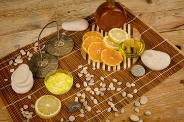 Citrus fruit based cosmetics