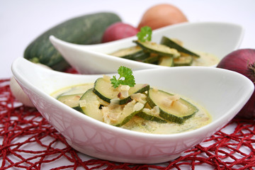 Zucchinieintopf