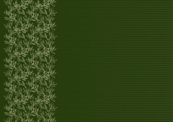 Vector Vintage background at engraving style.