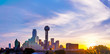 Panoramic overview of downtown Dallas - 72859679