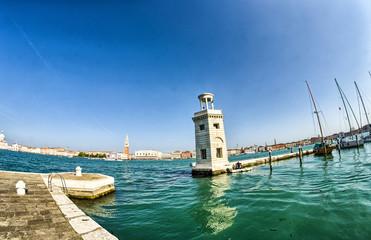 Venice Panorama from Basilica of Santa Maria della Salute