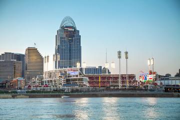 Great American Ball Park stadium in Cincinnati