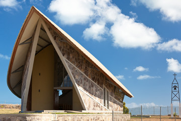 Camp-Pintade, la chapelle St-Jean, Rodrigues