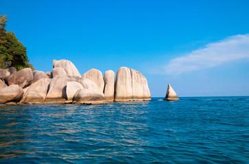 Big Stones Heaven Horizon