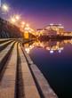 Kiev city at dawn