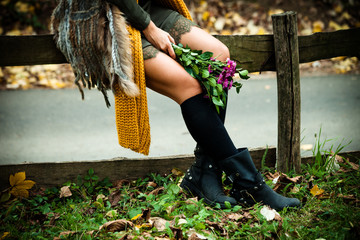 autumn fashion details
