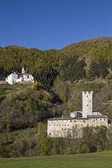 Kloster Marienberg und die Fürstenburg