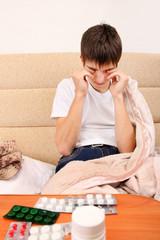 Sick Teenager