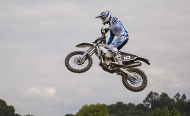Competición motocross