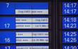 Zug fällt aus, Streik, Verspätung, Zugausfall - 72869035
