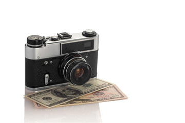 Camera on dollars2