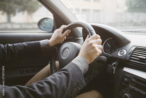 car driving - 72873804