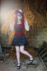 Readhead Gothic Girl