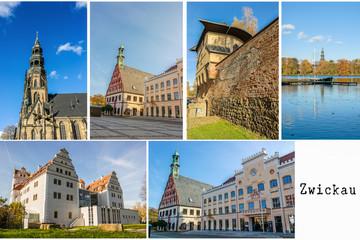Sehenswürdigkeiten in Zwickau