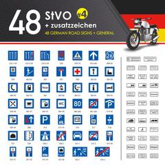 48 StVO + Zusatzzeichen #4