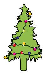 Decorative Christmas Tree Lights Design
