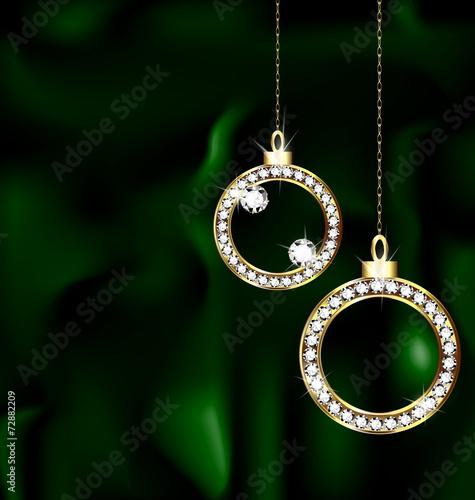 jewelery Christmas balls - 72882209
