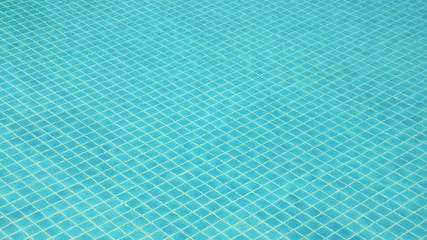 Refraction of water in swimming pool . use background, HD