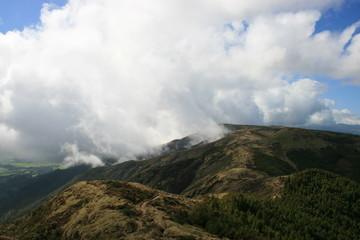 Azoren - Sao Miguel - Zentralmassive