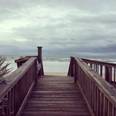 perfect beach day - new smyrna florida