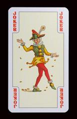 Spielkarten der Ladys - Der Hofnarr der Ladys