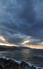 Abend bei Sisi, Kreta