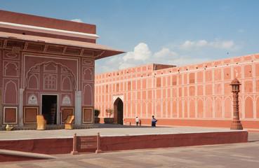 City Palace. Jaipur,India