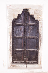 Ancient ornate door