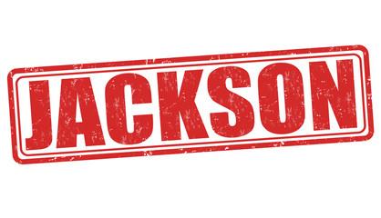 Jackson stamp