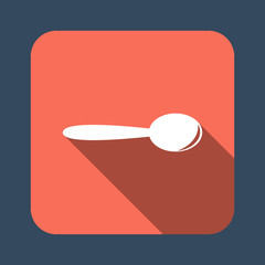 spoon vector icon