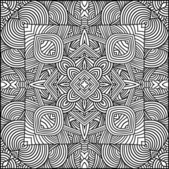 Doodle pattern  background