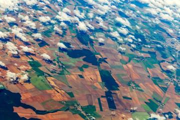 landscape bird's-eye view