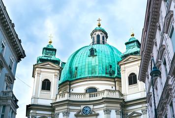 Architecture of Vienna, city center