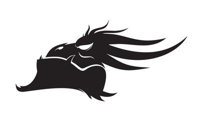 profile of dragon
