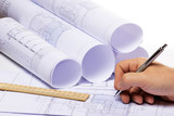 architectural house plans - 72895642