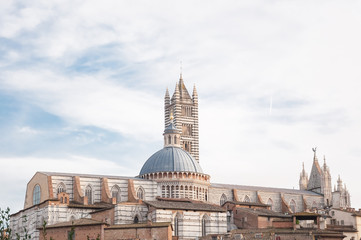 baptistery of Siena